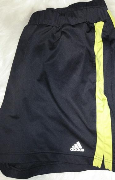 b748b5c97810 adidas Pants - Adidas Climalite Black Nylon Shorts Sz 2X